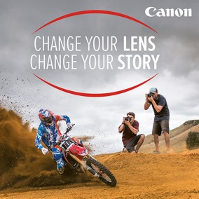 Change your lense