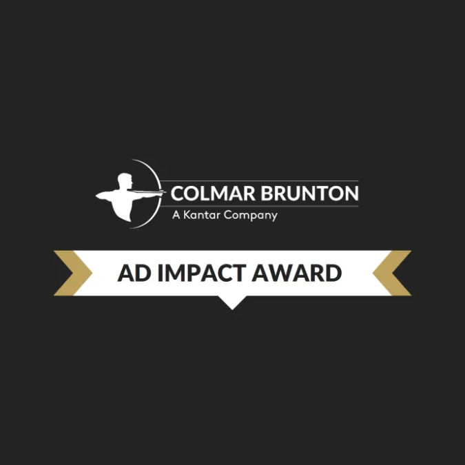 Our latest FMG campaign takes out Ad Impact award